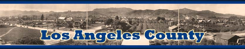 Los Angeles Banner