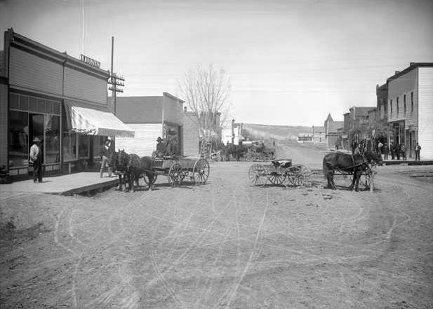 moffat county  colorado photographs