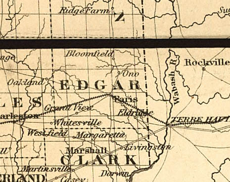 county maps of illinois. and County Map of Illinois