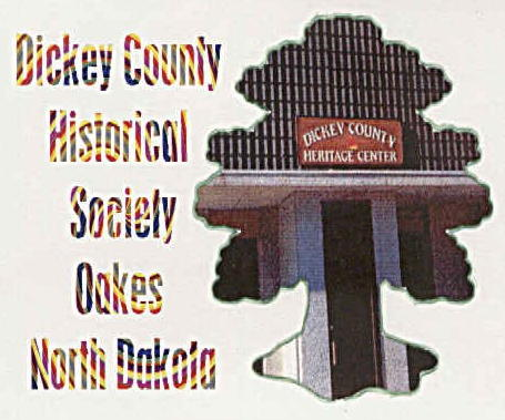 Dickey County Historical Society Oakes Times Marriage Index