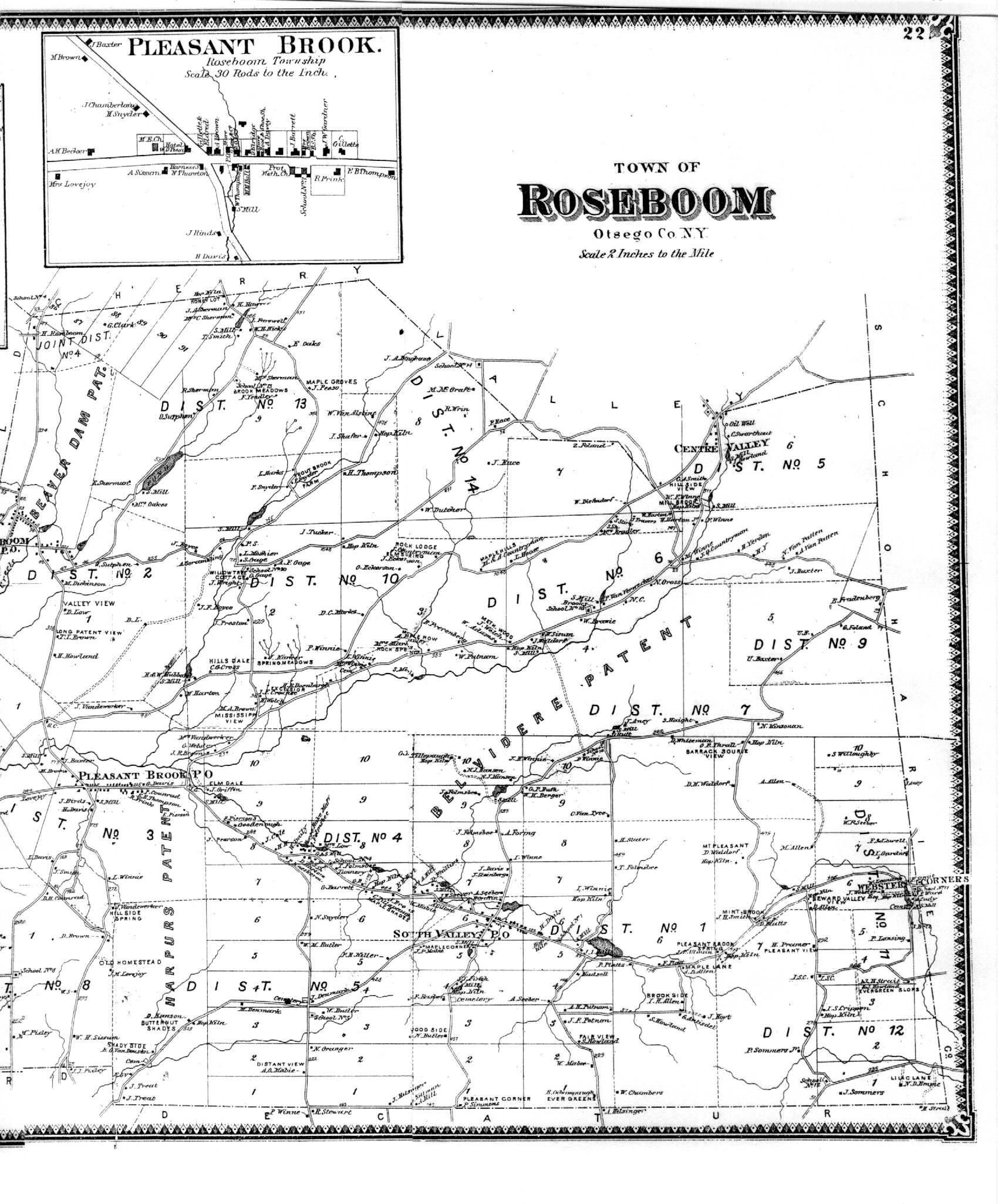 Town of Roseboom - eastroseboom town