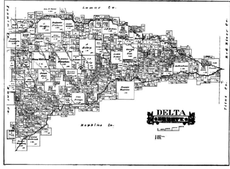 Delta County Maps